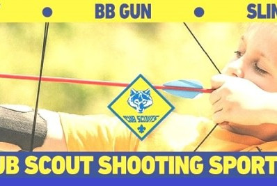 Cub Scouts Shooting Sports Training