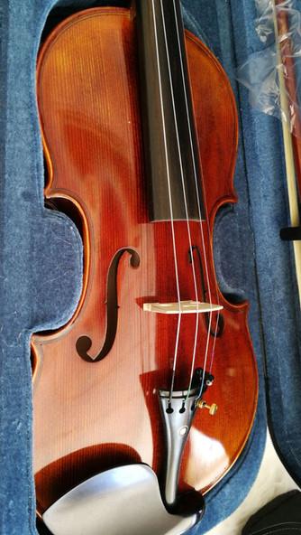 Violines de Calidad y Caracter Europeo