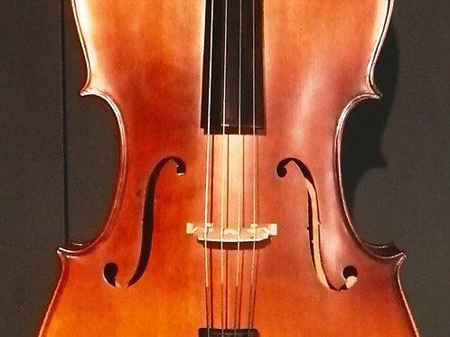 Cello de Estudio Con Arco y Funda