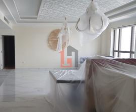 Custom Ceiling + Lighting + Flooring Dubai
