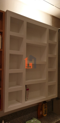 Custom Carpentry Cabinet Dubai
