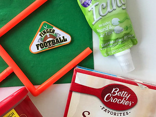 Show Your Superbowl Spirit with Tasty Touchdown Treats and Flashy Accessories