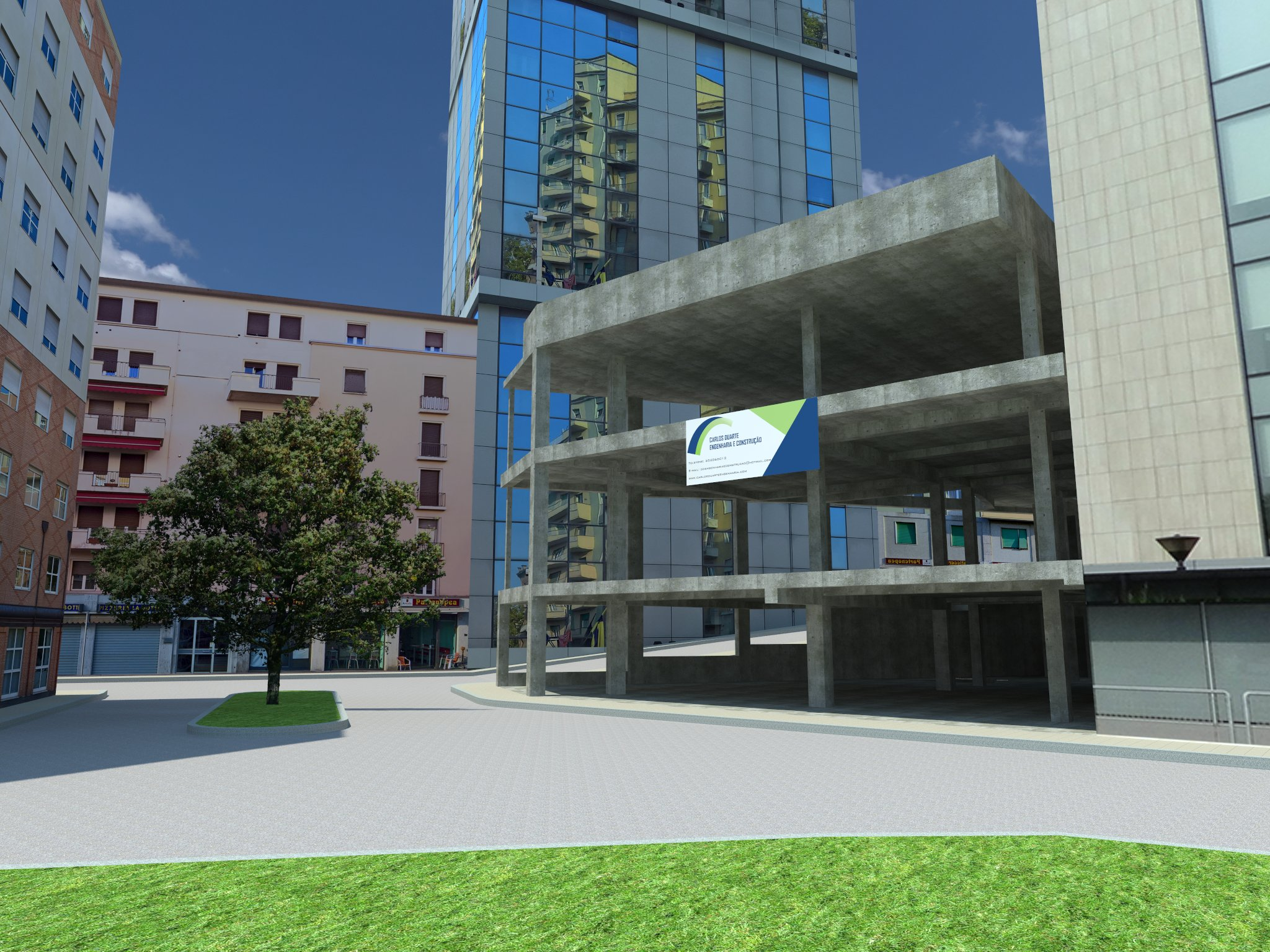 Habitação Unifamiliar - Foz do Porto