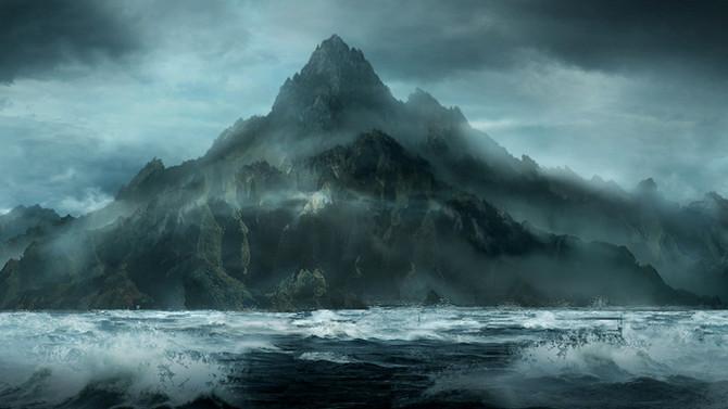 New concept-arts of Tomb Raider (2013)