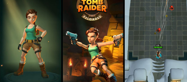 First Gameplay of Tomb Raider Reloaded