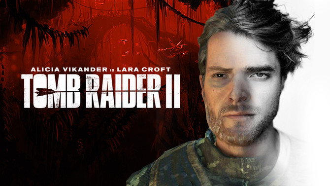 """Production of the """"Tomb Raider"""" sequel, seeks an actor to play the character of Commander Rourke."""