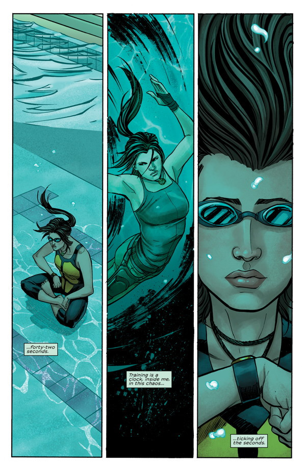 """Preview pages """"Tomb Raider II #04"""""""