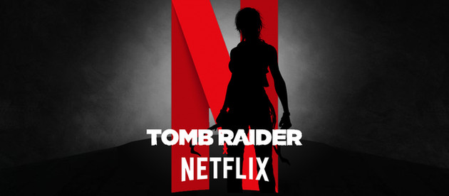 The anime series about Tomb Raider will have two seasons with Netflix.