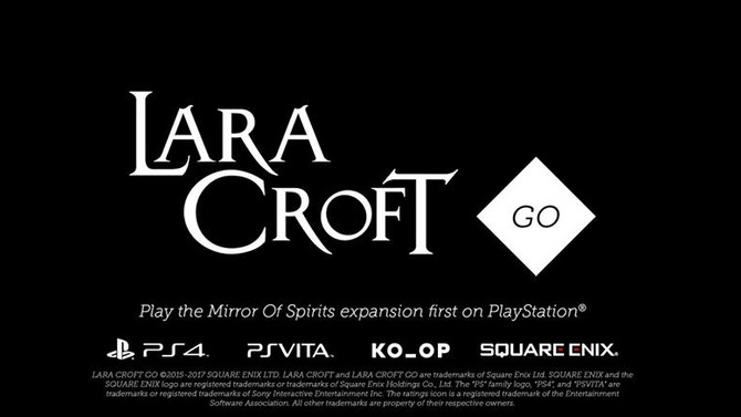 Lara Croft GO is available now on the PlayStation 4 and PlayStation Vita