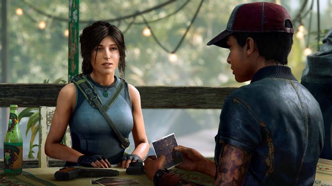 New screenshots of Shadow of the Tomb Raider