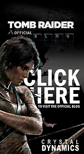 tomb raider official blog