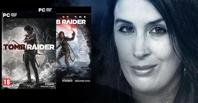 Rhianna Pratchett won't be the writer for the next Tomb Raider game.