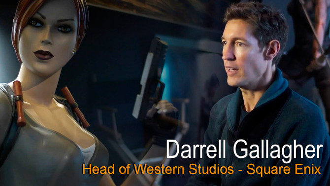 Interview with Darrell Gallagher: The Business Decisions Behind Rise Of The Tomb Raider with Square