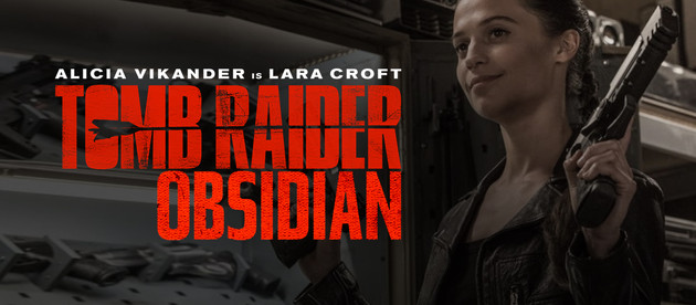 Lara Croft will embark on a new Mayan adventure in the movie Tomb Raider Obsidian. New details.