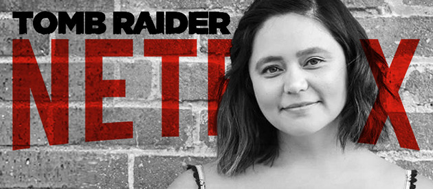 The script for the new Tomb Raider animated series for Netflix is now finalized.
