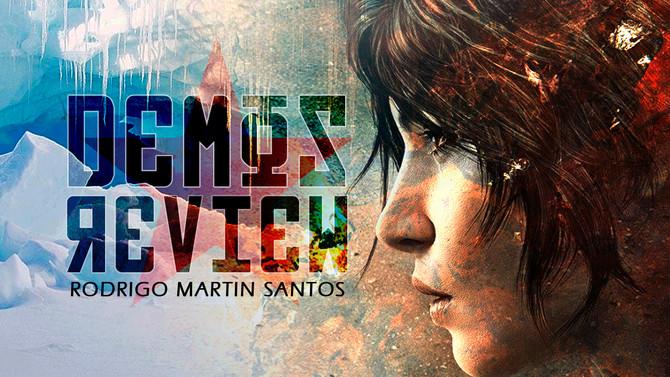 Review de las demos presentadas de Rise of the Tomb Raider en E3 2015 [ESPAÑOL]