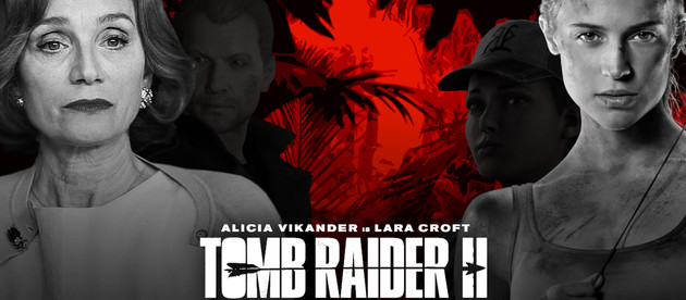 New details about the Tomb Raider 2 casting and its budget.