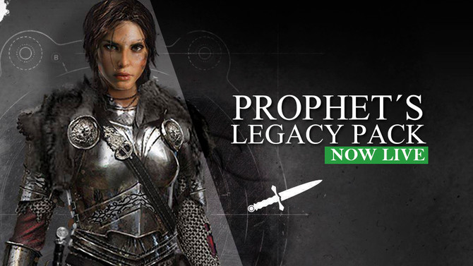 Prophet's Legacy Pack Now Live