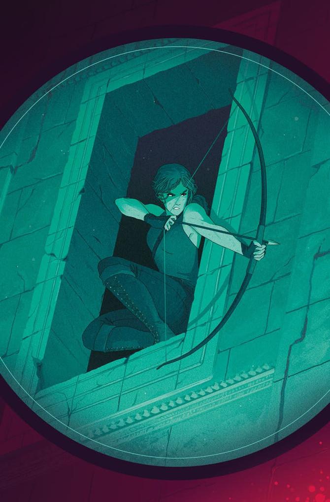 Tomb Raider: Survivor's Crusade #4 (of 4)