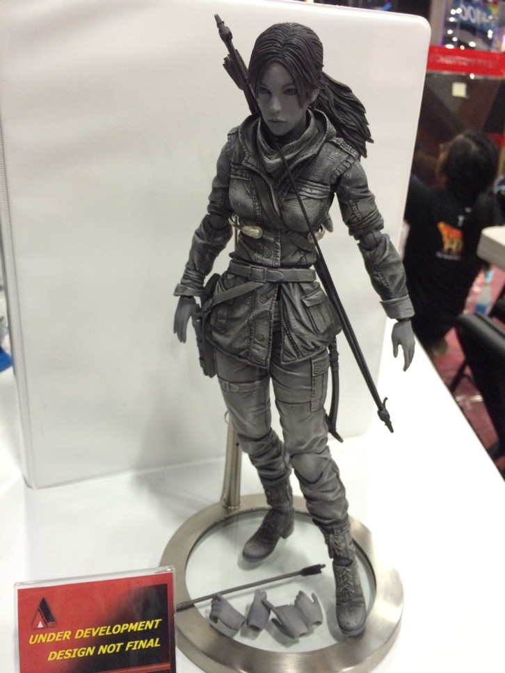 rise of the tomb raider figure