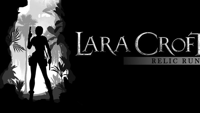 "New Lara Croft game? Square Enix registered the name ""Lara Croft: Relic Run"""