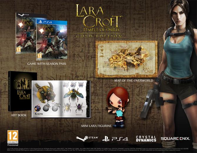 Lara Croft and the Temple of Osiris Gold Edition