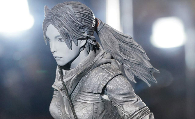New figure for Rise of the Tomb Raider