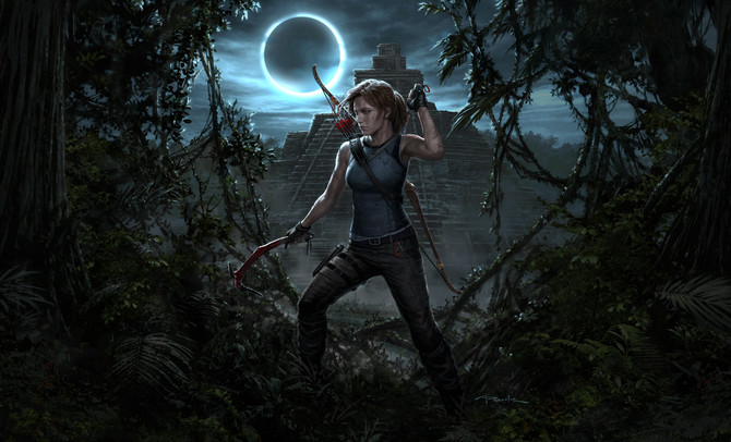 New Shadow of the Tomb Raider Artwork by Andy Park