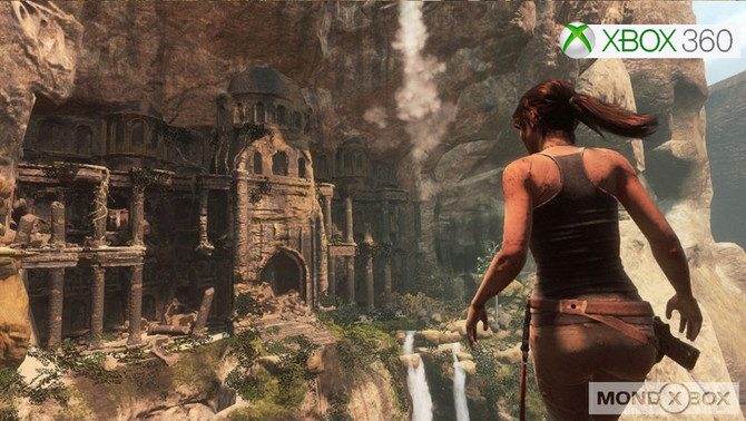 First screenshots of Rise of the Tomb Raider in Xbox 360