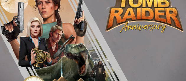 Brenoch Adams surprises us with a new art reimagining the cover of Tomb Raider Anniversary.