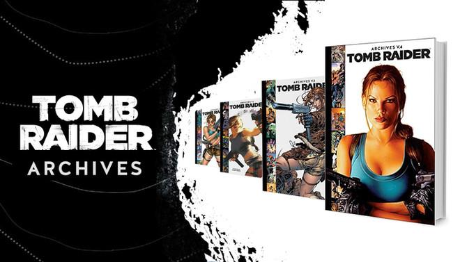 Announced Tomb Raider Archives Vol 4