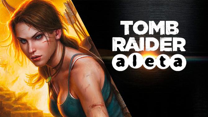 Se retrasa el primer volumen los comics de Tomb Raider en español.