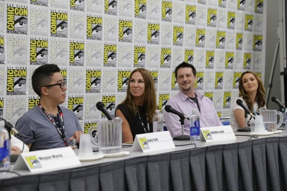 Now online the full SDCC 2016 Panel, 20 Years of Tomb Raider - Lara Croft's Multimedia Empire