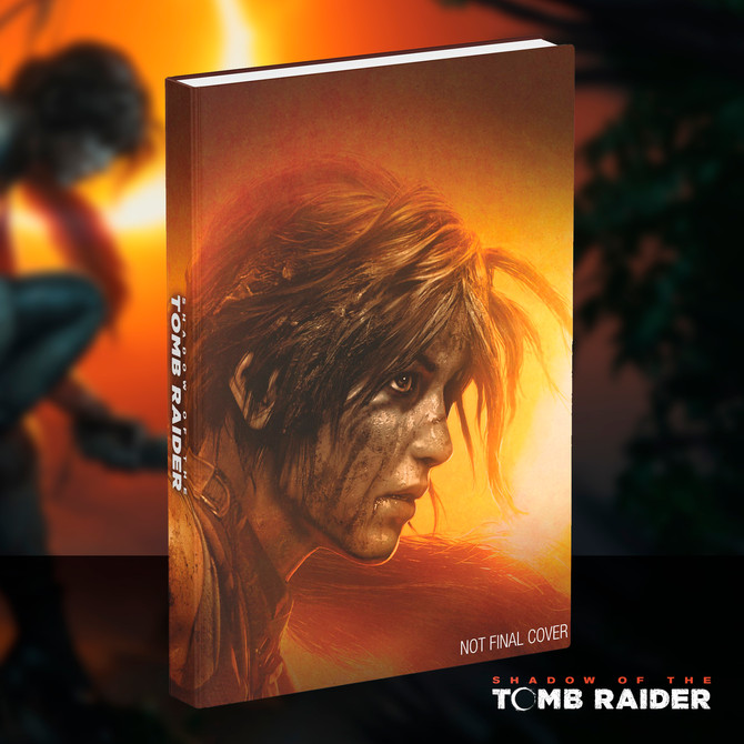 Announced the official guide of Shadow of the Tomb Raider,