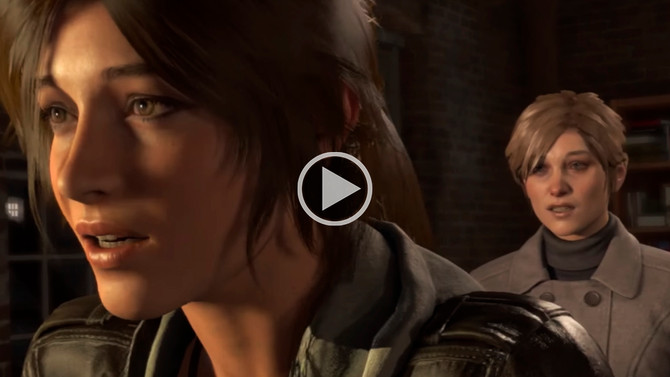 "*SPOILERS* Video of the first 27min of ""Rise of the Tomb Raider"""
