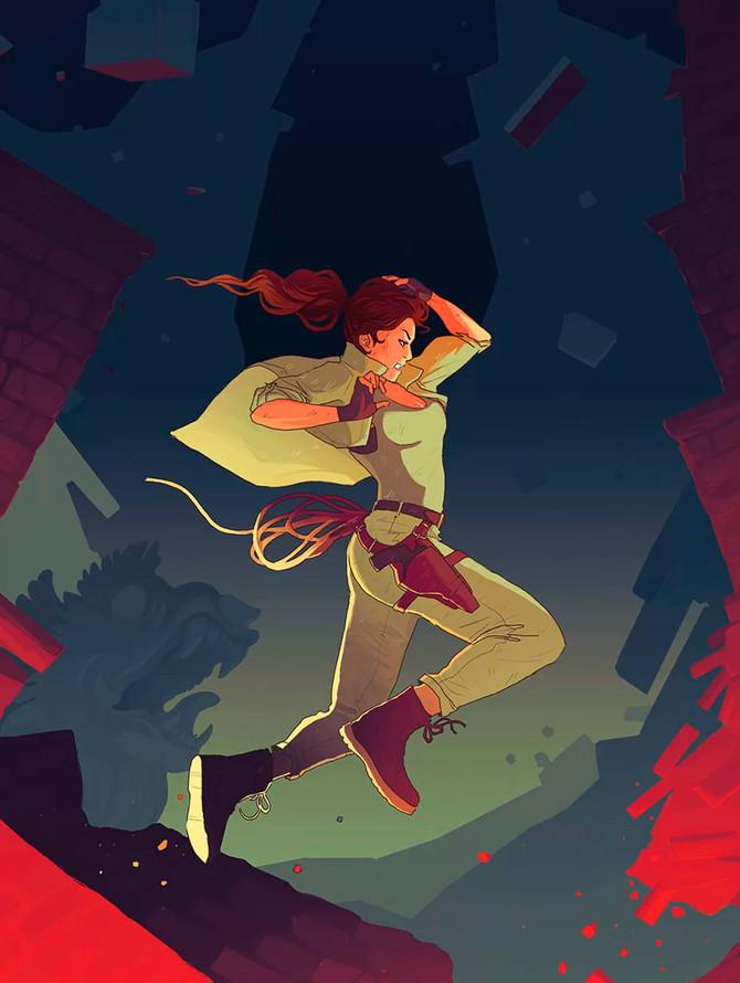 Dark Horse Comics Announces Tomb Raider: Survivor's Crusade # 2 (of 4)