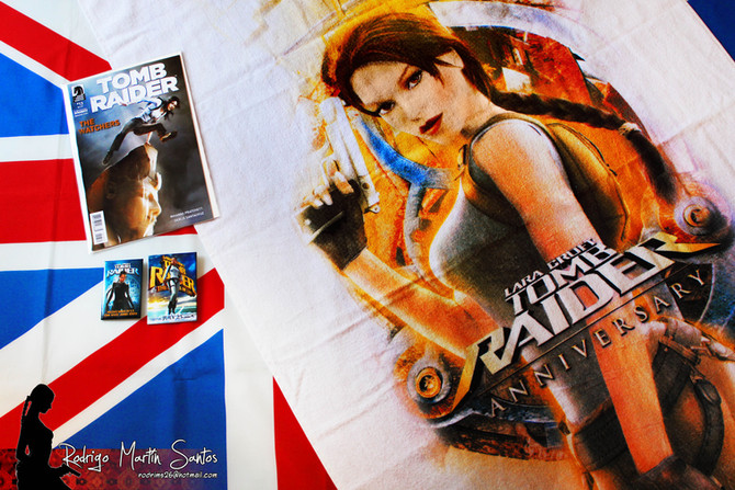 New items arrived to my Tomb Raider collection!
