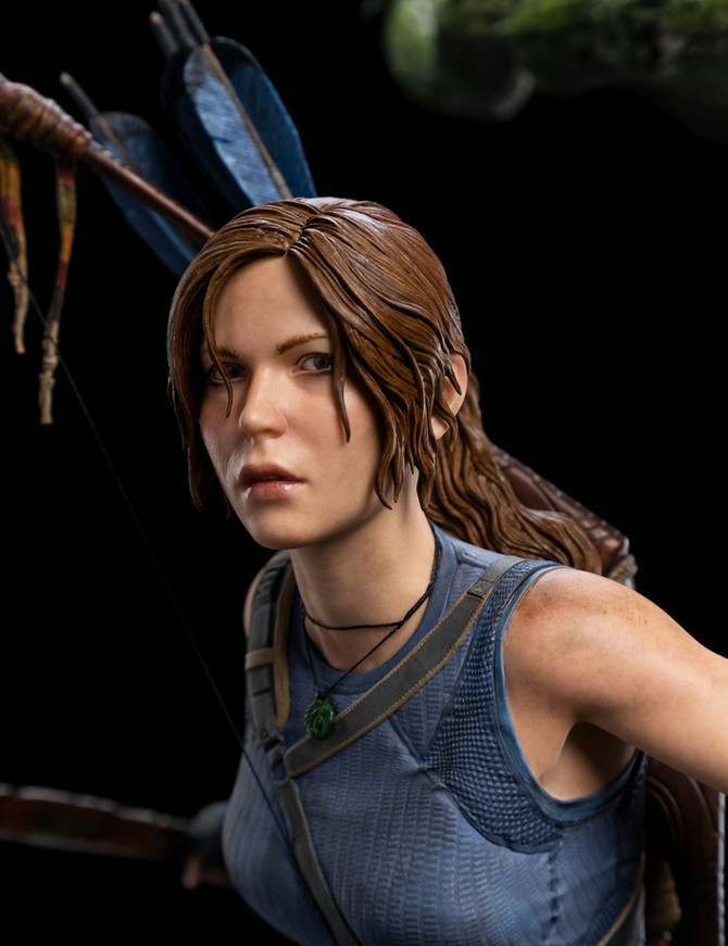 New photos, release date and price of the new statue of Shadow of the Tomb Raider