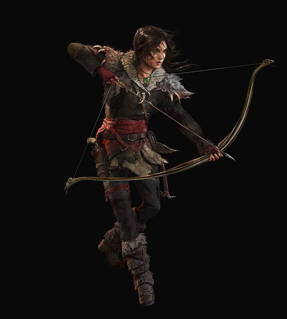 Pre-order Rise of the Tomb Raider to get this awesome new outfits!