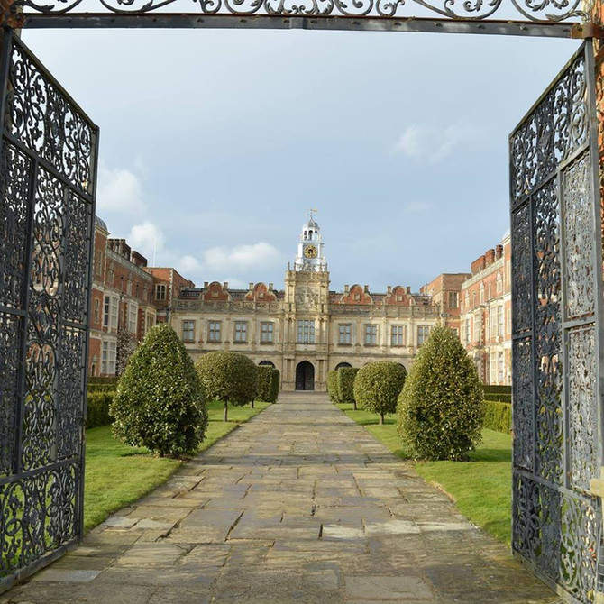Croft Manor (Hatfield House) open its doors for the season of Spring and Summer