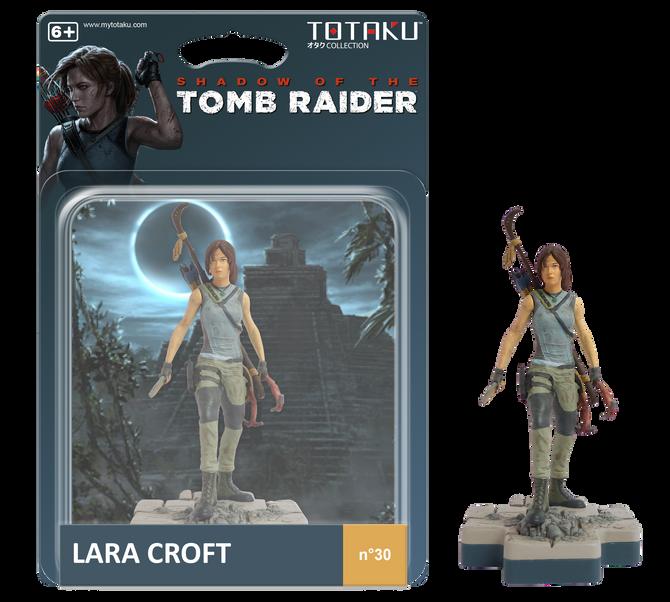 New Totaku figure of Lara Croft