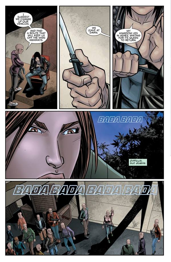 """Preview pages """"Tomb Raider II"""" #12"""