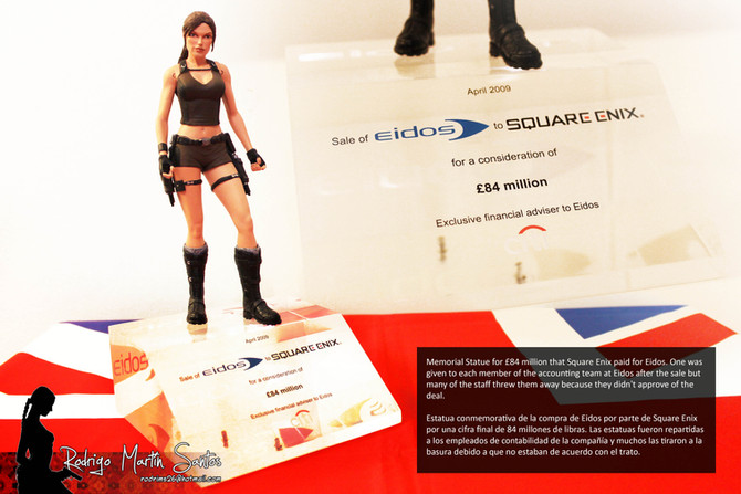 New memorabilia arrived to Tomb Raider Collection!