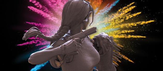 Weta Workshop announces a new classic Lara Croft statue.