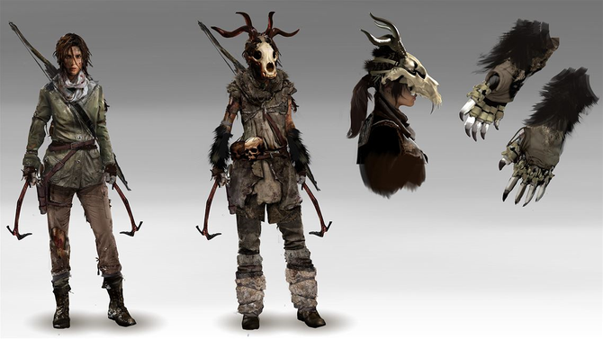 New concept-arts of Baba Yaga: Temple of the Witch DLC