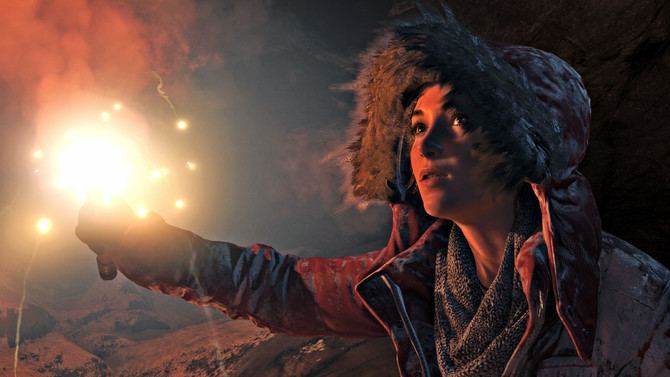 Screenshots of Rise of the Tomb Raider