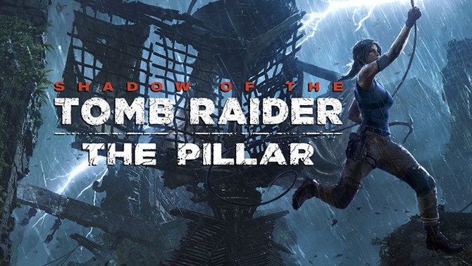 New Trailer and Concept Arts of The Pillar, available next December 18th.