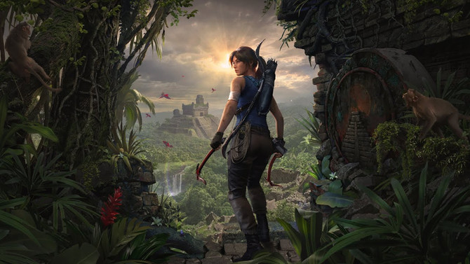 New Artwork of Shadow of the Tomb Raider