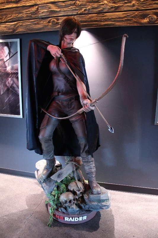 Lara Croft Halloween
