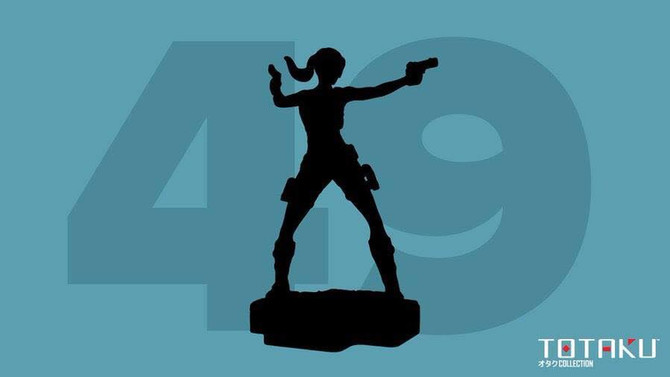 "New Totaku figure inspired in the ""classic"" Lara Croft will be announced tomorrow"